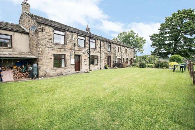 Thumbnail Semi-detached house for sale in Linfit Lane, Kirkburton, Huddersfield, West Yorkshire