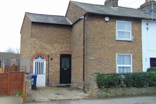 Thumbnail Semi-detached house for sale in Hogfair Lane, Burnham
