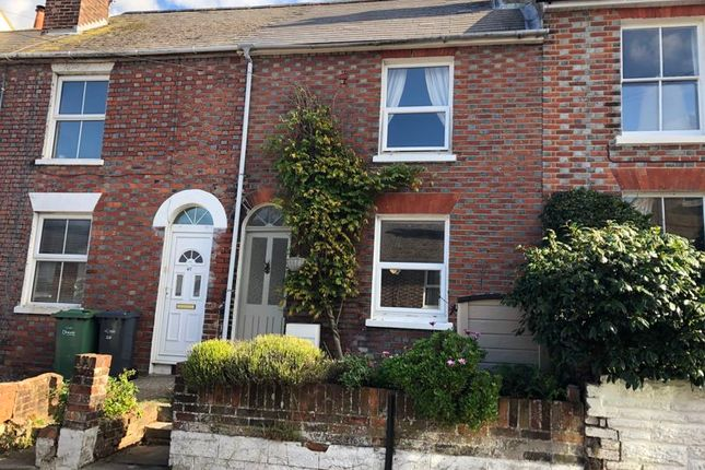Terraced house for sale in Fellows Road, Cowes