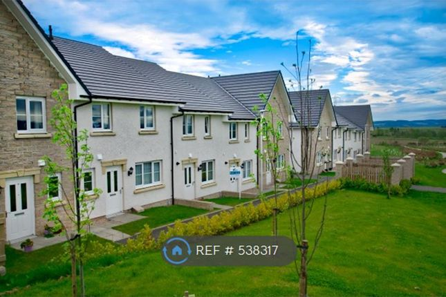 Thumbnail Terraced house to rent in Skene View, Westhill