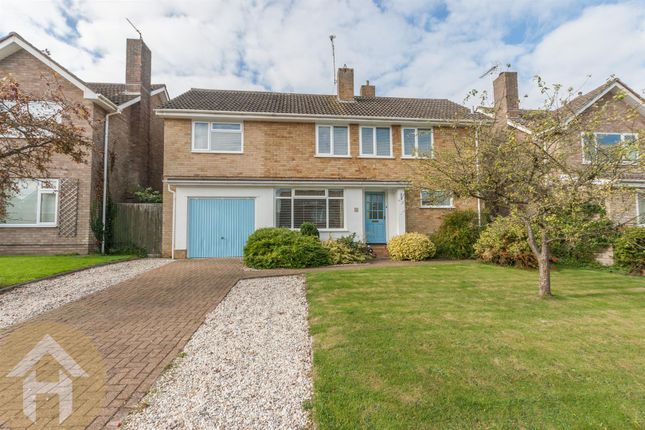 Thumbnail Detached house for sale in Noredown Way, Royal Wootton Bassett, Swindon