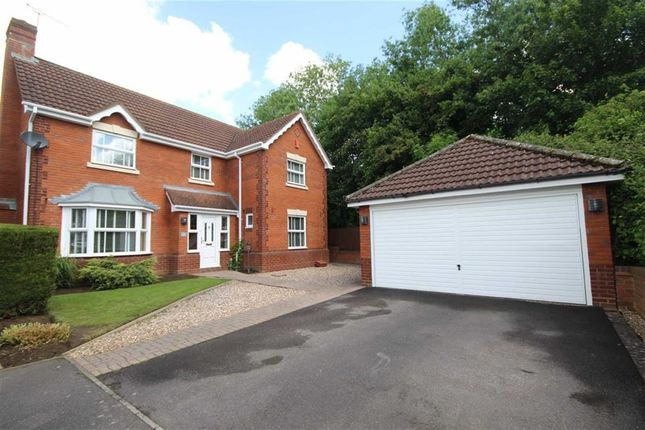 Thumbnail Detached house for sale in Kenwin Close, Stratton, Wiltshire