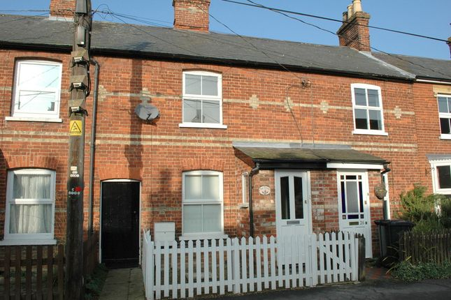 Thumbnail Terraced house to rent in St. Catherines Road, Long Melford, Sudbury