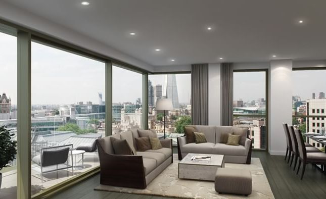 Thumbnail Flat for sale in Royal Mint Gardens, Royal Mint Street, London