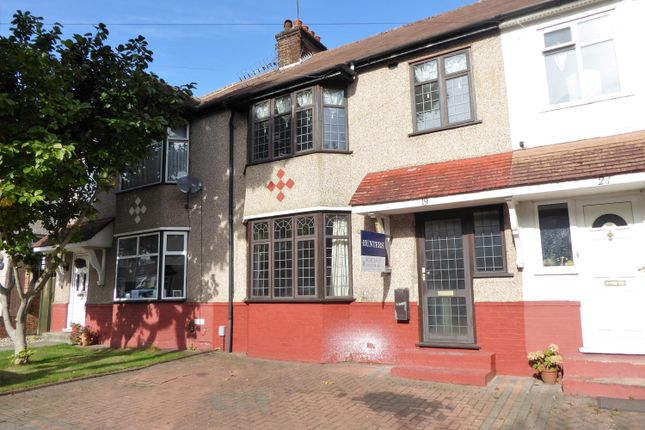 3 bed terraced house for sale in Grasmere Road, Barnehurst, Kent