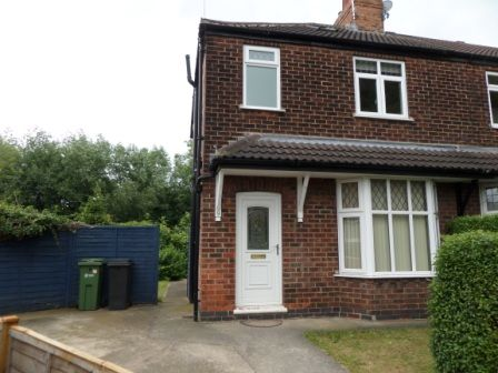 Thumbnail Semi-detached house to rent in Somerset Road, York