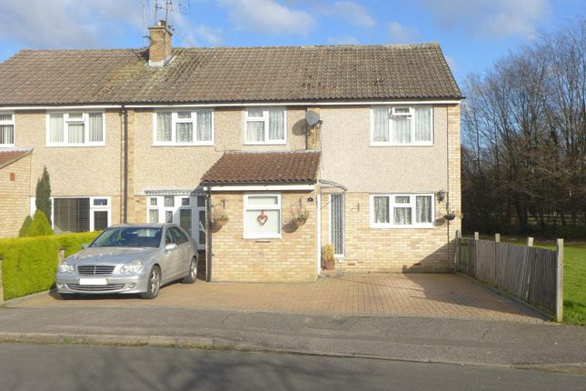 4 bed semi-detached house for sale in Bell Place, Bagshot