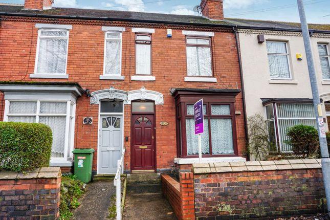 Thumbnail Terraced house for sale in Blakenall Lane, Walsall