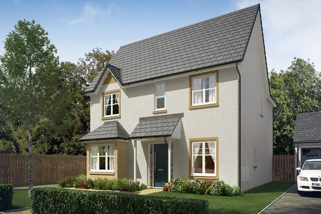 4 bed detached house for sale in Burnell Park, Haddington