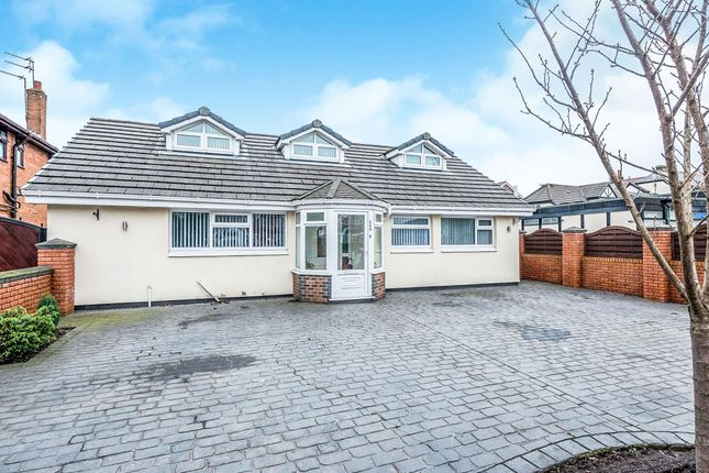 Thumbnail Detached bungalow for sale in Rupert Road, Huyton, Liverpool