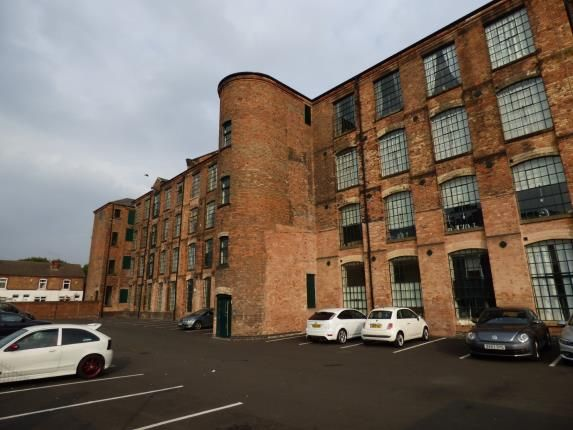 2 bed flat for sale in Victoria Mill, Draycott, Derby