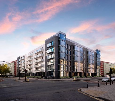 Thumbnail Flat to rent in Canons Way, Bristol