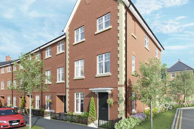 """Thumbnail End terrace house for sale in """"The Greystoke"""" at The Ridgeway, Enfield"""
