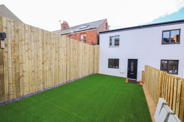 Thumbnail Town house for sale in Plot 4, Jubilee Works, Middlecroft Road