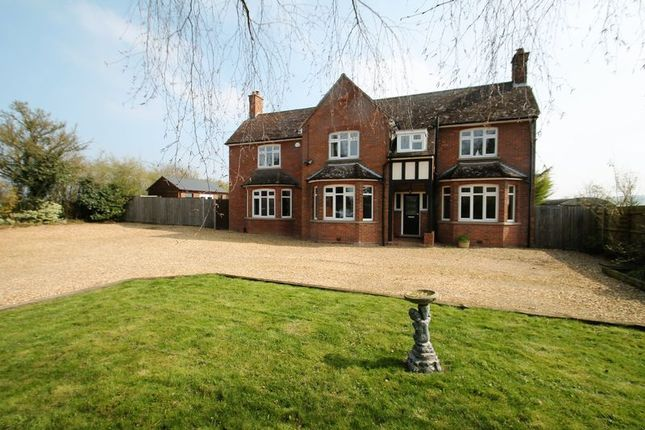 Thumbnail Detached house for sale in Southend Lane, Northall, Buckinghamshire