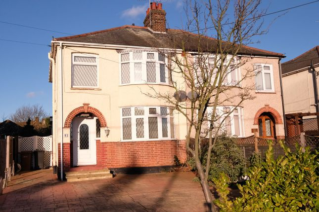 Thumbnail Semi-detached house for sale in Chelmer Road, Chelmsford