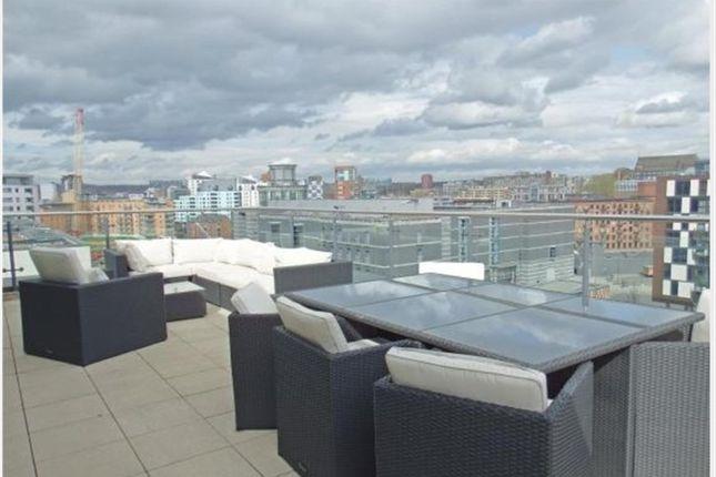 Thumbnail Flat to rent in La Salle, Chadwick Street, Leeds