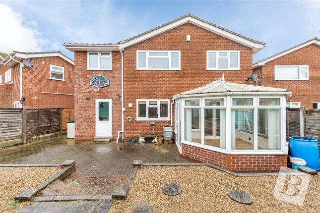 Thumbnail Detached house for sale in The Downage, Gravesend, Kent