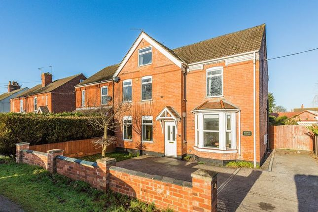 Thumbnail Semi-detached house for sale in Newark Road, North Hykeham, Lincoln