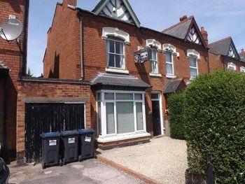Thumbnail Terraced house for sale in City Road, Edgbaston, Birmingham