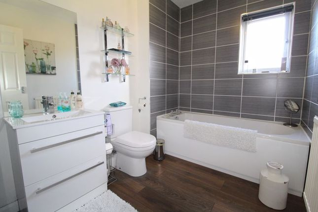 Bathroom of Foxfield Avenue, Bradley Stoke, Bristol BS32