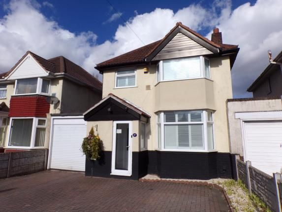 Thumbnail Detached house for sale in Penncricket Lane, Oldbury, Birmingham, West Midlands