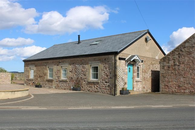 3 bed detached house for sale in Main Road, Milfield, Wooler, Northumberland NE71