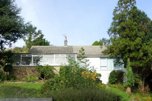 Thumbnail Detached bungalow to rent in Bar Meadows, Malpas, Truro