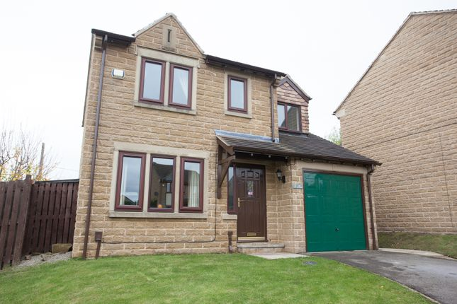 Thumbnail Detached house for sale in Chadwick Lane, Mirfield