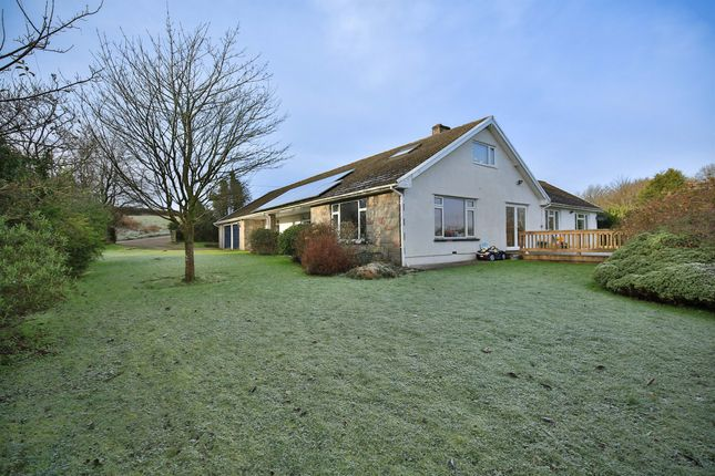 Thumbnail Detached house for sale in St. Mary Hill, St. Mary Hill, Bridgend