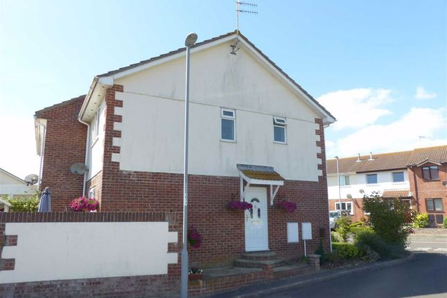 End terrace house for sale in Goldcrest Close, Weymouth, Dorset
