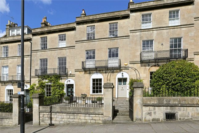 Thumbnail Terraced house for sale in Dunsford Place, Bath