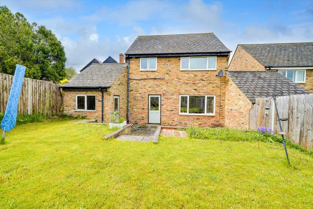 3 bed link-detached house for sale in The Rickyard, Ashwell, Baldock SG7