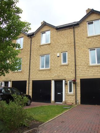 Thumbnail Town house to rent in Bendwood Close, Padiham