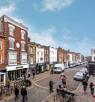 Thumbnail Retail premises to let in 31-32 East Street, Chichester, West Sussex