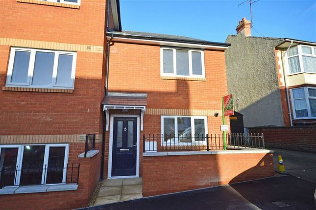 Thumbnail Semi-detached house for sale in Bective Road, Kingsthorpe, Northampton