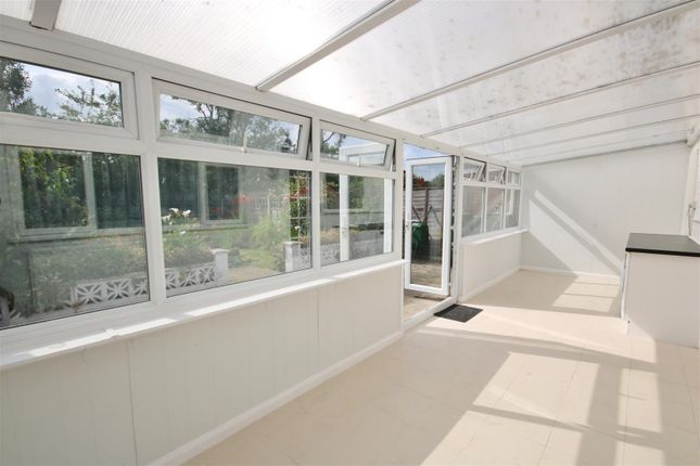 Conservatory of Vista Avenue, Kirby-Le-Soken, Frinton-On-Sea CO13