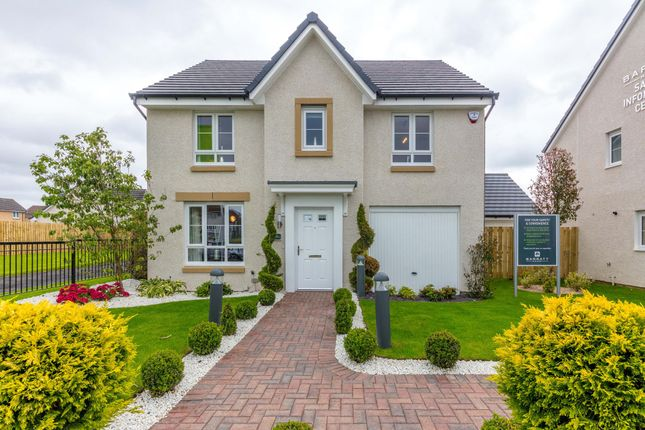 "Thumbnail Detached house for sale in ""Corgarff"" at Abbey Road, Elderslie, Johnstone"