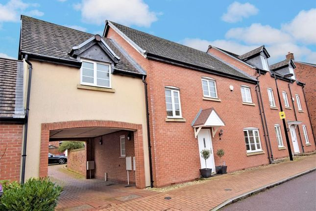 Thumbnail Semi-detached house for sale in Round House Park, Horsehay, Telford