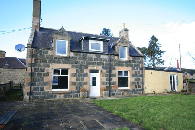Thumbnail Detached house for sale in Knock, Huntly