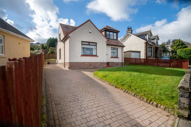 Thumbnail Detached house for sale in Broomberry Drive, Gourock