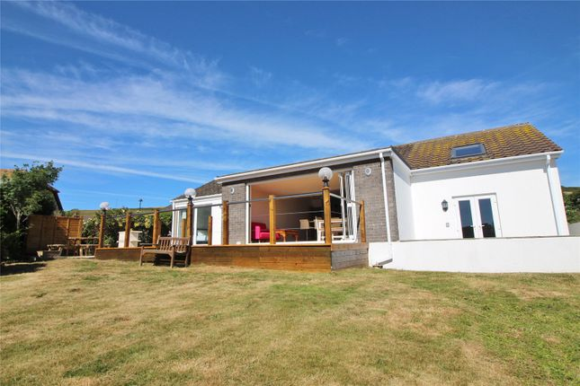 Thumbnail Bungalow for sale in Lane Head Close, Croyde, Braunton
