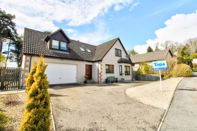 4 bed detached house for sale in Scott Crescent, Dingwall IV15