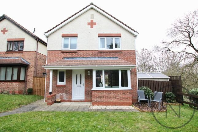 Thumbnail Detached house for sale in Grange Court, Newton Aycliffe