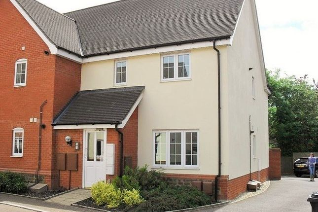 2 bed flat to rent in Tyrrell Crescent, South Wootton, King's Lynn PE30