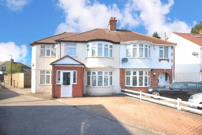 Thumbnail Semi-detached house for sale in Durham Avenue, Hounslow