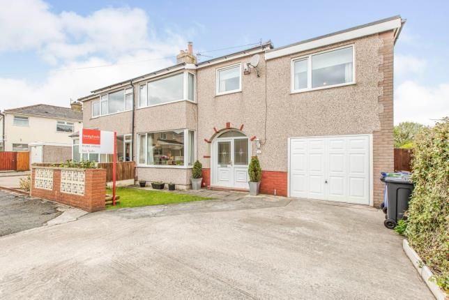 3 bed semi-detached house for sale in Thornton Crescent, Pike Hill, Burnley, Lancashire BB10