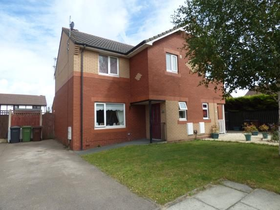 Thumbnail Semi-detached house for sale in Pinetree Close, Netherton, Liverpool, Merseyside