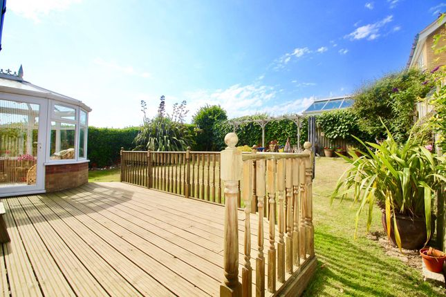 Thumbnail Detached house for sale in Court Farm Road, Newhaven