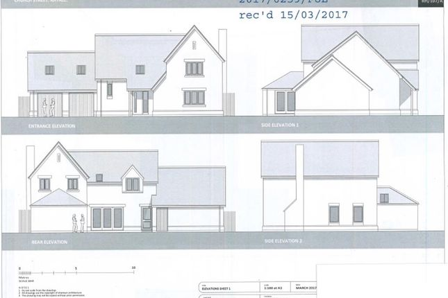 Thumbnail Detached house for sale in Church Street, Ryhall, Stamford